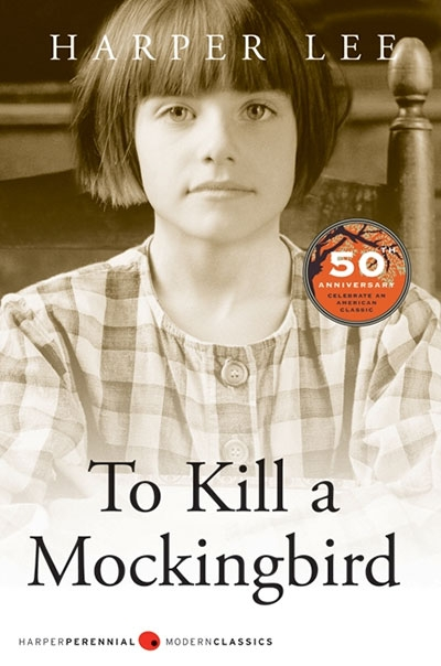the story of a young girls life in to kill a mockingbird