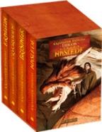 Komplet knjiga Eragon Nasleđe 1-4