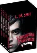 Komplet Vampirski dnevnici 1-4