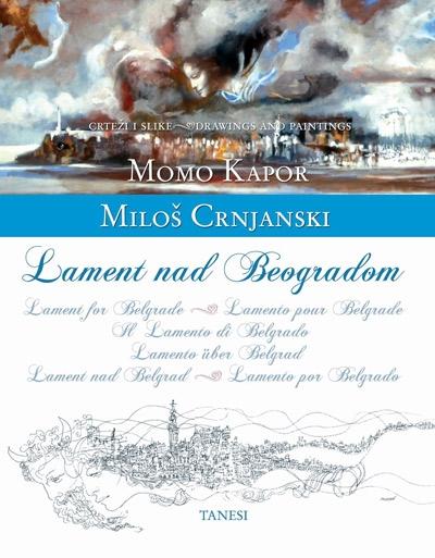 Lament nad Beogradom - latinično višejezično izdanje