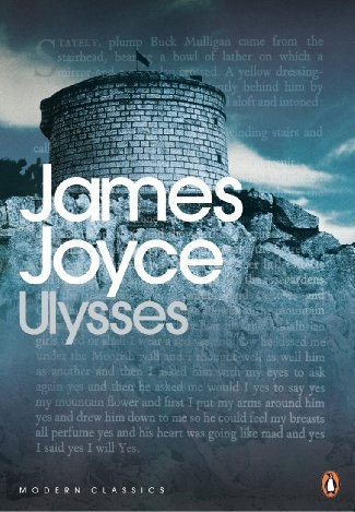 James Joyce knjige