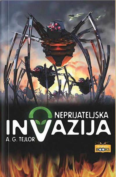 NEPRIJATELJSKA INVAZIJA - TRILOGIJA METEORI 3