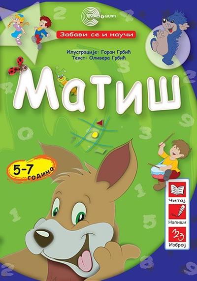 MATIŠ 5 - 7
