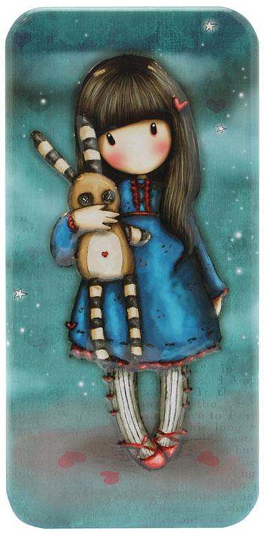 Gorjuss Pencil Tin - Hush Little Bunny