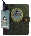 gorjuss tweed notes - on top of the world