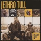 JETHRO TULL - 5 ALBUM SET