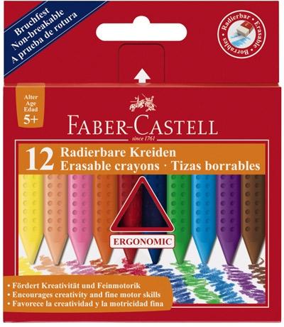Voštane boje 8 - Faber-Castell