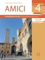 AMICI 4, ITALIJANSKI JEZIK, UDŽBENIK ZA 8. RAZRED OSNOVNE ŠKOLE