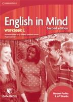 ENGLISH IN MIND 1, ENGLESKI JEZIK, RADNA SVESKA ZA 1. GODINU SREDNJE ŠKOLE
