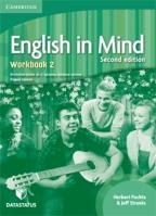 ENGLISH IN MIND 2, ENGLESKI JEZIK, RADNA SVESKA ZA 2. GODINU SREDNJE ŠKOLE