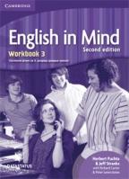 ENGLISH IN MIND 3, ENGLESKI JEZIK, RADNA SVESKA ZA 3. GODINU SREDNJE ŠKOLE