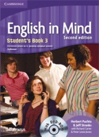 ENGLISH IN MIND 3, ENGLESKI JEZIK, UDŽBENIK ZA 3. GODINU SREDNJE ŠKOLE