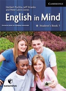ENGLISH IN MIND 5, ENGLESKI JEZIK, UDŽBENIK ZA 4. GODINU GIMNAZIJE