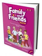 FAMILY AND FRIENDS STARTER, ENGLESKI JEZIK, UDŽBENIK ZA 2. RAZRED OSNOVNE ŠKOLE