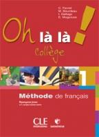 OH LA LA! COLLEGE 1, FRANCUSKI JEZIK ZA 5. RAZRED OSNOVNE ŠKOLE