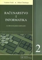 Računarstvo i informatika 2, udžbenik za 2. godinu gimnazije