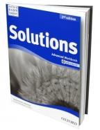 Solutions Advanced, engleski jezik, radna sveska za 4. godinu srednje škole
