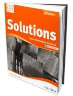 Solutions Upper-Intermediate, engleski jezik, radna sveska za 3. godinu srednje škole