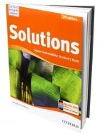 Solutions Upper-Intermediate, engleski jezik, udžbenik za 3. godinu srednje škole