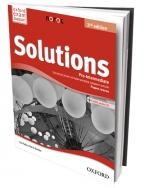 Solutions Pre-Intermediate, engleski jezik, radna sveska za 1. godinu srednje škole