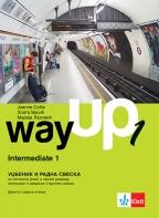 Way Up 1, intermediate 1, engleski jezik, udžbenik i radna sveska za 1. godinu gimnazija i srednjih stručnih škola
