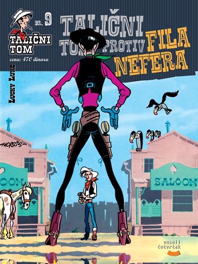 TALIČNI TOM 9: Talični Tom protiv Fila Nefera