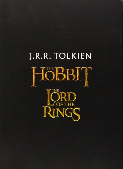 The Hobbit & The Lord Of The Rings (Box Set Of Four Paperbacks)
