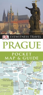 DK Eyewitness Pocket Map And Guide: Prague