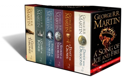 SONG OF ICE & FIRE - Box Set