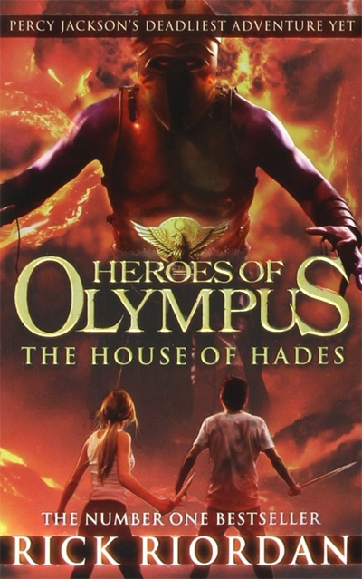 the house of hades - heroes of olympus book 4The Heroes Of Olympus The House Of Hades