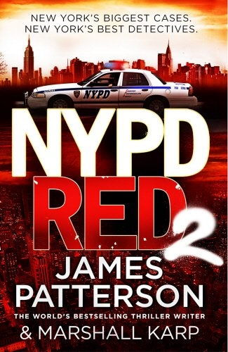 nypd red 2 james patterson delfi knjižare sve dobre