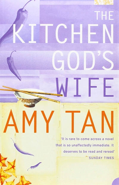 plot summary of the novel the kitchen gods wife by amy tan The kitchen god's wife by: amy tan narrated by: gwendoline yeo length: 14 hrs and 18 mins unabridged overall 45 out of 5 stars 148 performance 45 out of 5 stars.