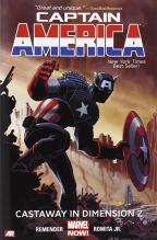 Captain America Volume 1: Castaway In Dimension Z Book 1