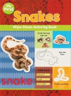 CH Wipe Clean Activity Snakes