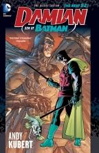 DAMIAN: SON OF BATMAN DELUXE ED HC