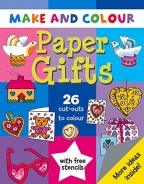 Make & Colour Paper Gift