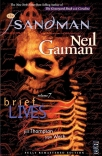 sandman vol 7 brief lives