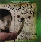The Wolves In The Walls With Cd