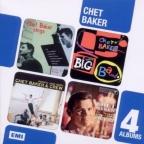 Chet Baker - Boxed Set 4 CD