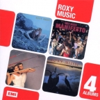 ROXY MUSIC - BOXED SET 4 CD