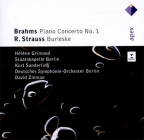 brahms piano concerto no 1 richard strauss burleske