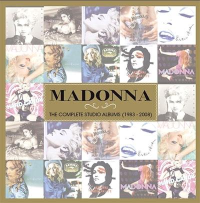 COMPLETE STUDIO ALBUMS (11 CD BOX)