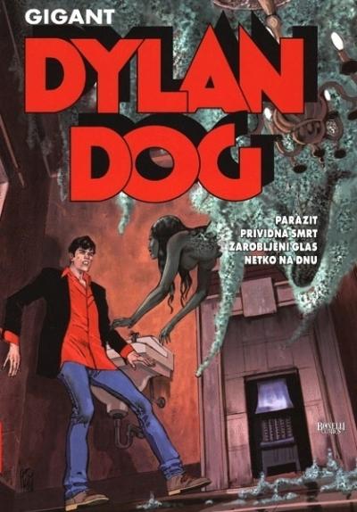 Dylan Dog - gigant br. 12