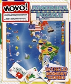 NTC puzzle - Amerika