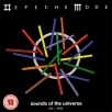 sounds of the universe cd dvd