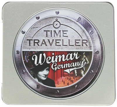 TIME TRAVELLER: WEIMAR GERMANY