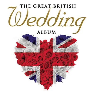 GREAT BRITISH WEDDING ALBUM
