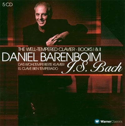 J.S. BACH: THE WELL-TEMPERED CLAVIER, BOOKS I & II