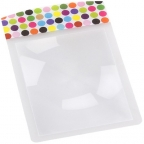 Lupa wallet size dots