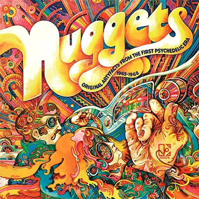 Nuggets: Original Artyfacts From The First Psychedelic Era 1965-1968 (Vinyl)